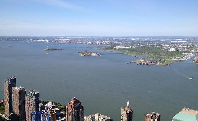 WTC-Statue of Liberty