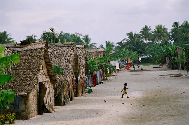 Takuu-Village